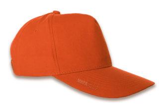Бейсболки для печати, оранж