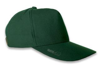 Бейсболки под нанесение, темно-зеленая