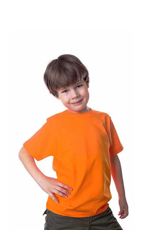 Детские футболки для печати и вышивки