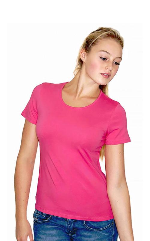 Женские футболки для печати и вышивки