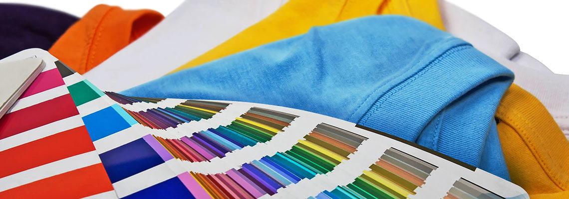 Одежда для печати и вышивки